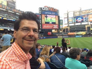 CM at Mets game 8-14